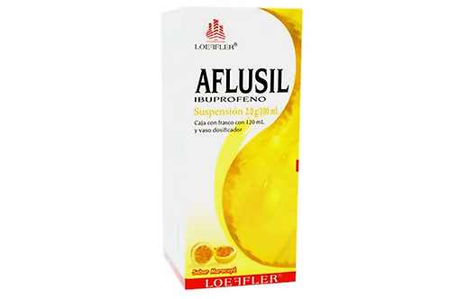 AFLUSIL  SUSPENSIÓN   C/120ML