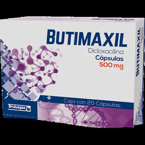 BUTIMAXIL  CÁPSULAS 500MG C/20