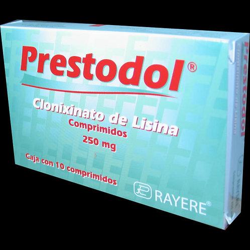 PRESTODOL TABLETAS  250MG C/10