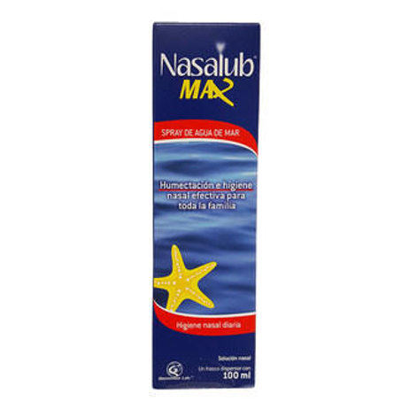 NASALUB MAX SPRAY 100ML