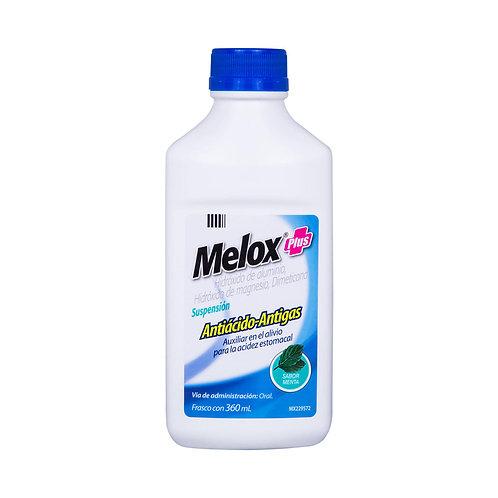 MELOX PLUS MENTA  SUSPENSIÓN   360ML