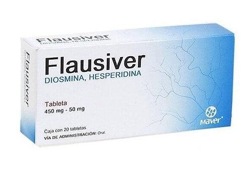 FLAUSIVER TABLETAS   450/50MG C/20