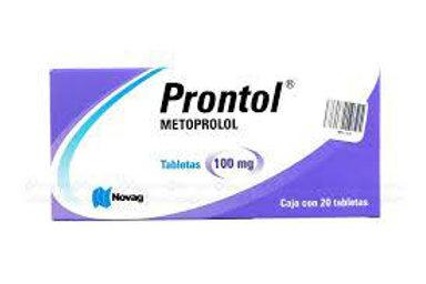 PRONTOL TABLETAS  100MG C/20