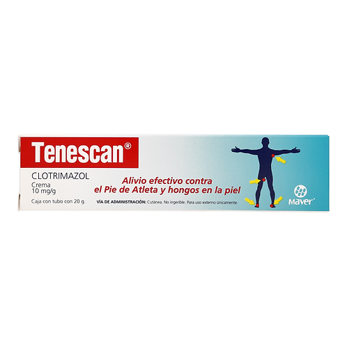 TENESCAN-V  CREMA   TUBO C/20G