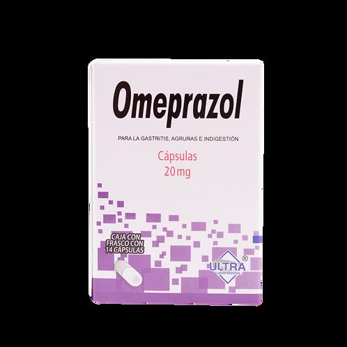 OMEPRAZOL 20MG C/14 ULTRA