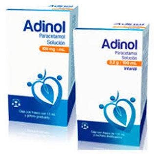 ADINOL  SOLUCIÓN INFANTIL  3 2G/100ML C/120ML