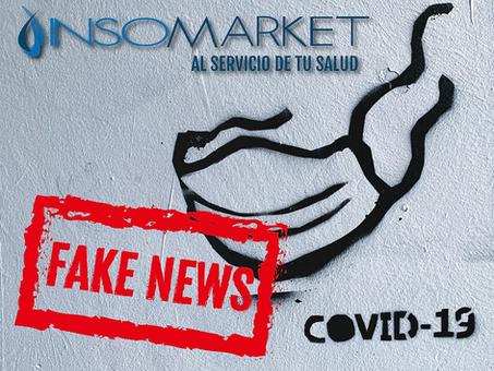 Mitos y Fake news sobre el coronavirus que circulan en redes