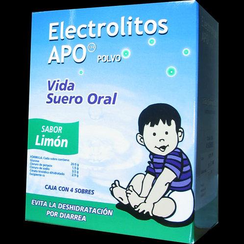 ELECTROLITOS APO POLVO C/25