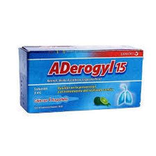 ADEROGYL 15  AMPOLLETAS ORAL 3ML C1
