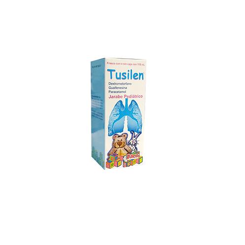 TUSILEN  JARABE  INFANTIL  C/118ML