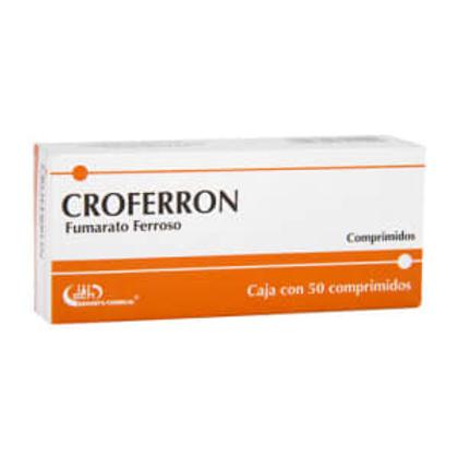 CROFERRON  COMPRIMIDOS C/50