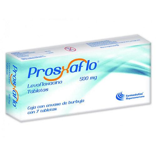 PROSXAFLO TABLETAS  750MG C/7