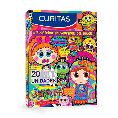 CURITAS DISTROLLER C20