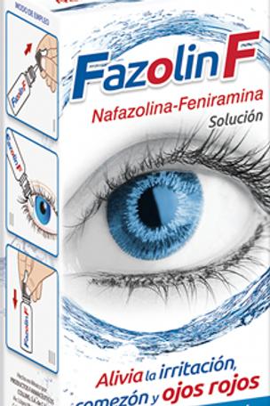 FAZOLIN F  GOTAS   ÓFTALMICAS  C/15ML