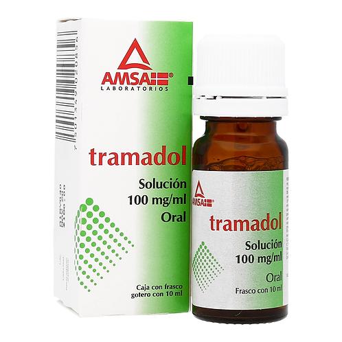 TRAMADOL AMSA  GOTAS C/10ML