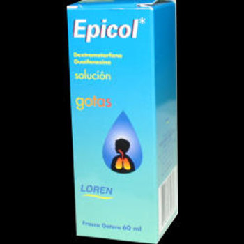 EPICOL  GOTAS  PEDIATRICO  C/60ML