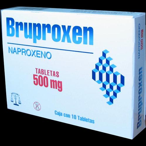 BRUPROXEN TABLETAS  500MG C/10