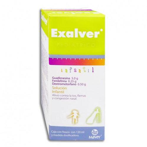 EXALVER  JARABE  ADULTO C/120ML