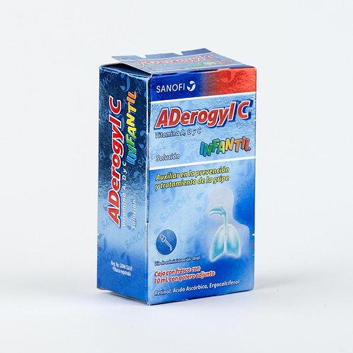 ADEROGYL C  GOTAS 10ML