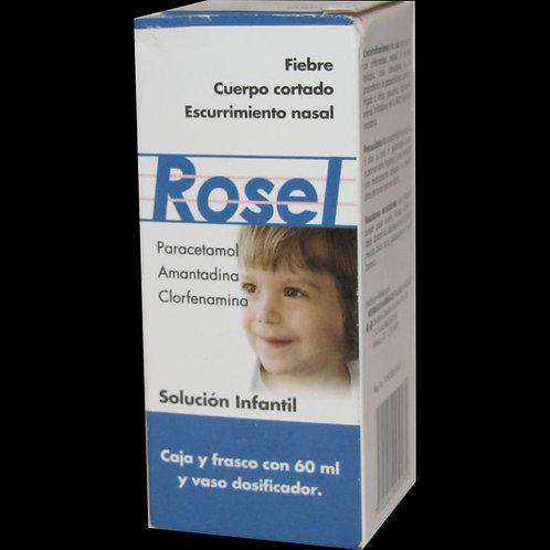ROSEL  SOLUCIÓN INFANTIL   C/60ML