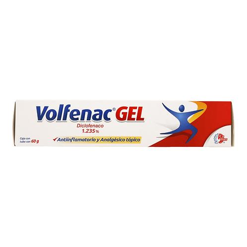 VOLFENAC GEL TUBO C/60G