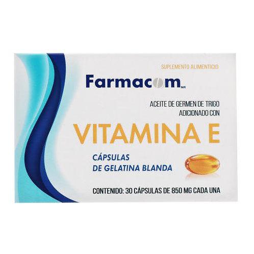 VITAMINA E  CÁPSULAS  850MG C/30