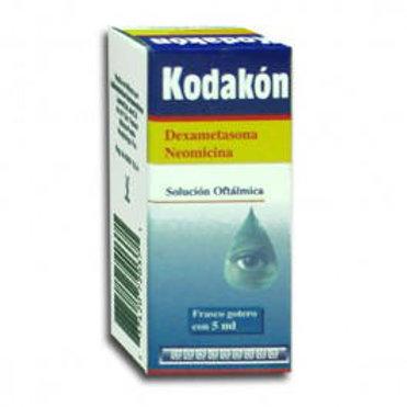 KODAKON  GOTAS   ÓFTALMICAS  1 0/3 5MG C/5ML