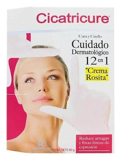CICATRICURE CREMA  ROSITA 60G