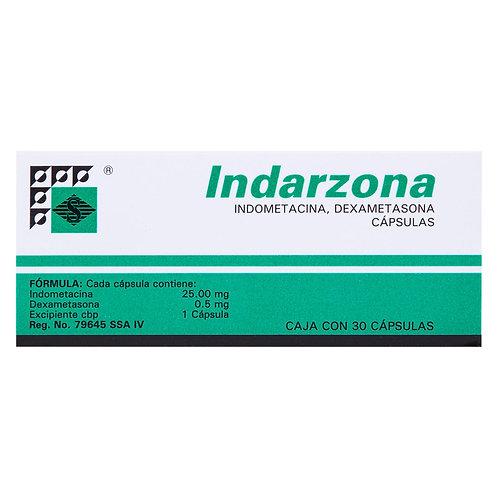 INDARZONA  CÁPSULAS C/30