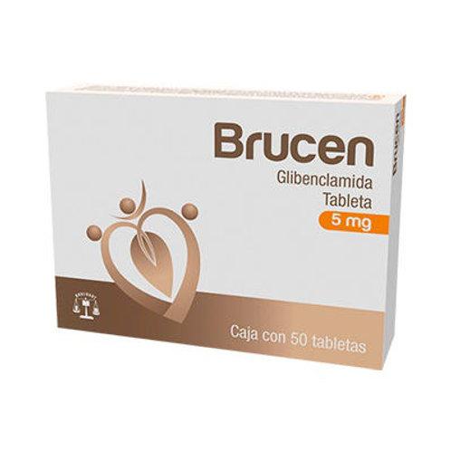 BRUCEN TABLETAS  5MG C/50