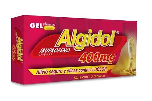ALGIDOL 400MG C/10