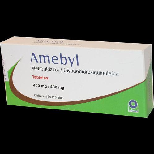 AMEBYL TABLETAS  400MG C/20