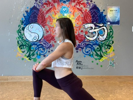 5 Poses for a Calm and Happy Mind