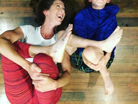 Help tweens manage BIG feelings with yoga