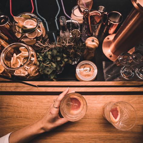 Cocktailstation