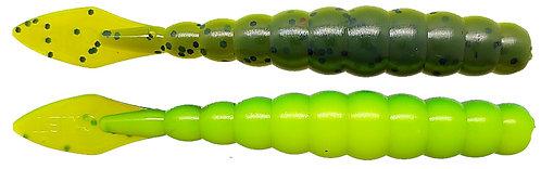 "3.3"" - Watermelon Chartreuse"