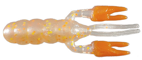 "2.5"" - Ghost Shrimp"