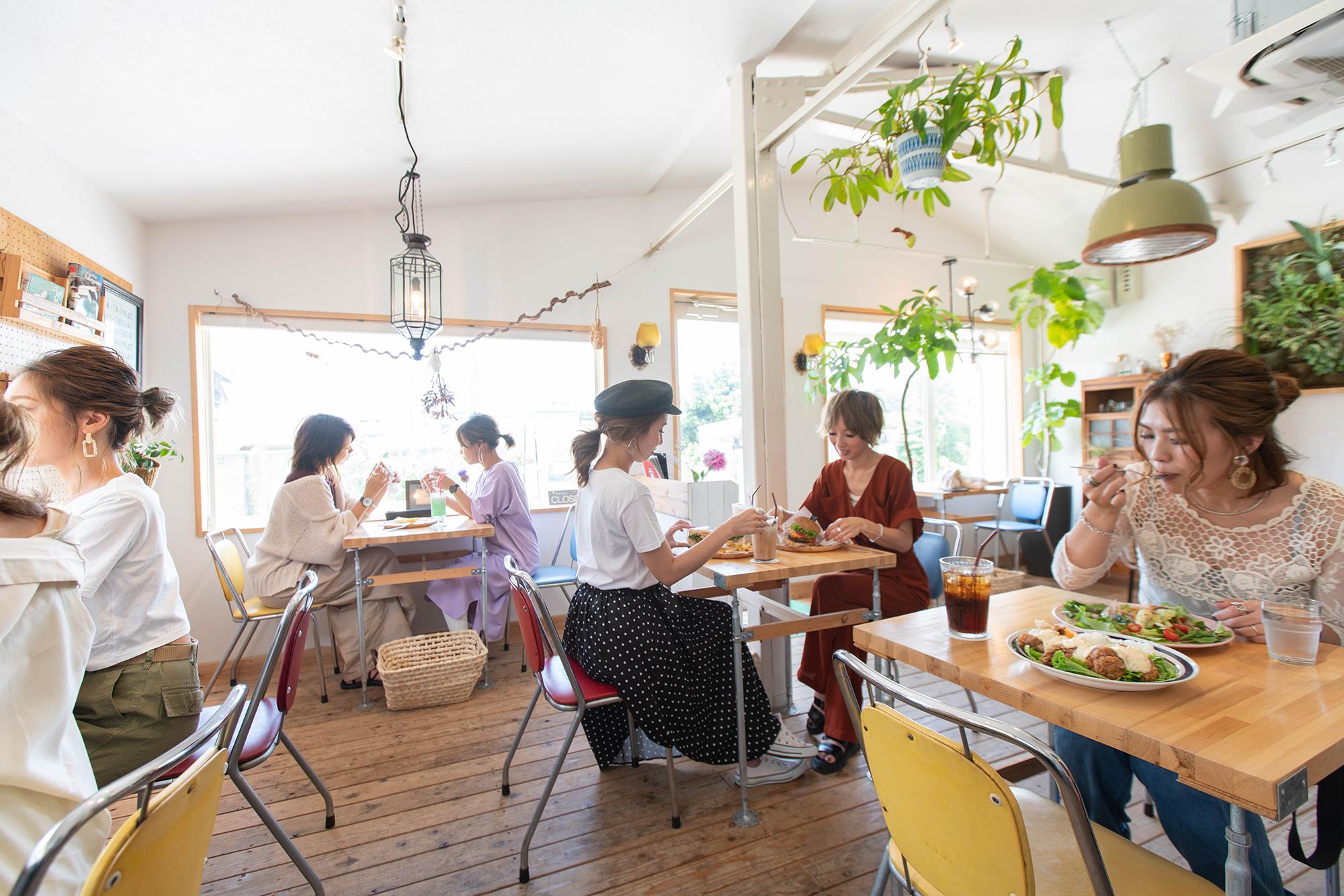 楓荘カフェ