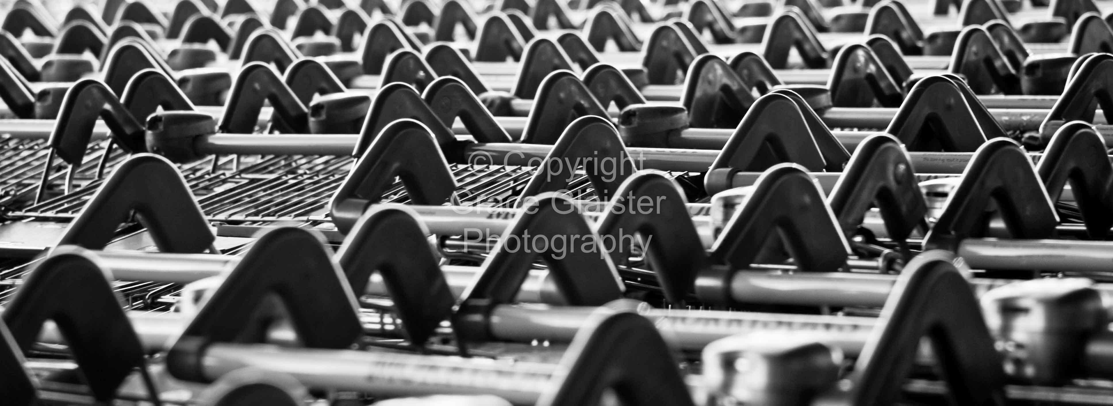 Trolleys by Grace Glaister