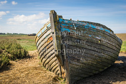 Abandoned at Blakeney by Grace Glaister.
