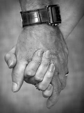 Hold Hands, Not Guns by Grace Glaister