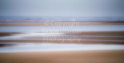 Holkham Beach by Grace Glaister