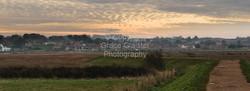 Blakeney Mackerel Sky by Grace Glaister.