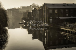 Norwich Waterfront by Grace Glaister