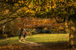 Walk in the park by Grace Glaister