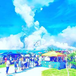 キャプテンカンガルー名護!_明日7月28日は沖縄最高食の蚤の市!_OKINAWA
