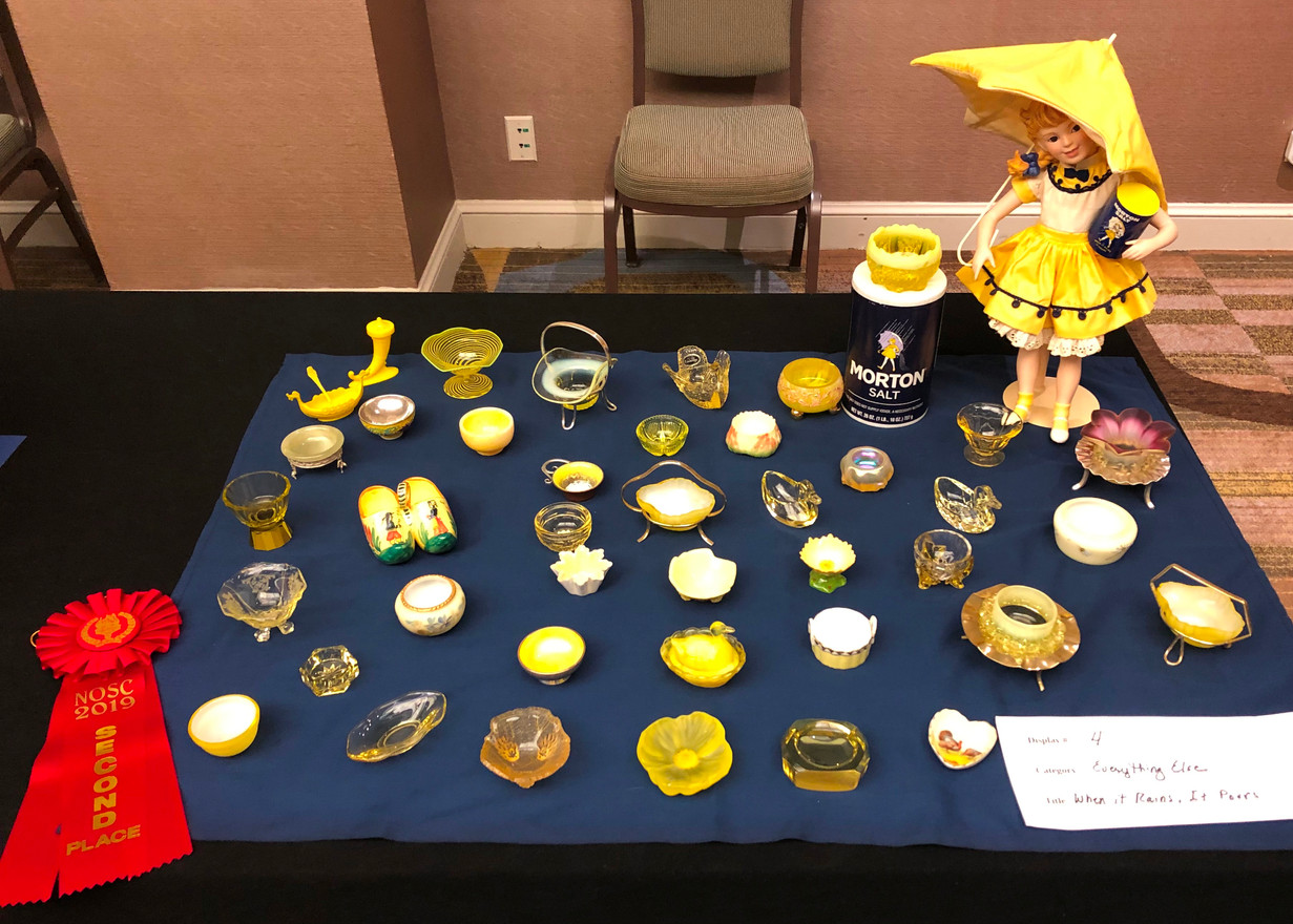 Convention Display - When it