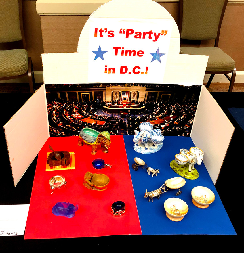 Convention Display - It party