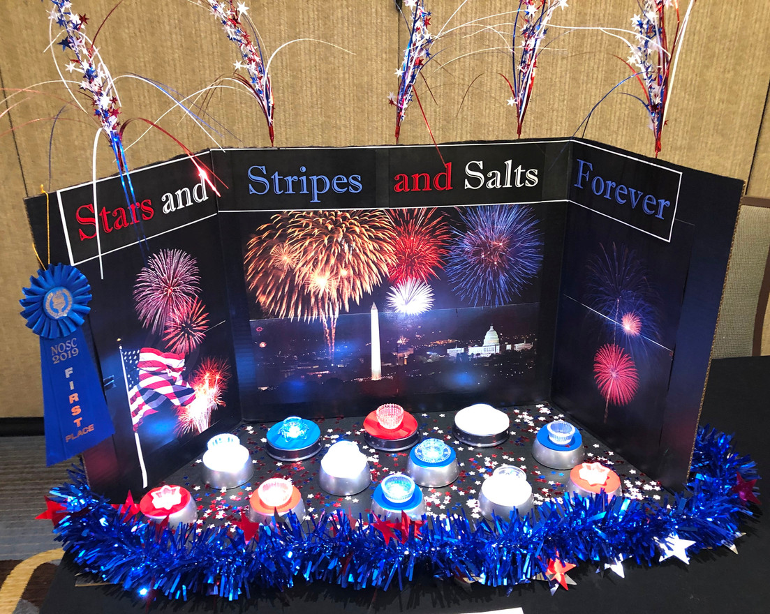 Convention Display - Stars an