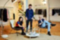 Timo Weiland design team